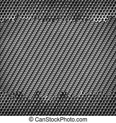 perforated metal background - perforated metal with carbon...