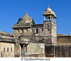 famous Amber Fort in Jaipur