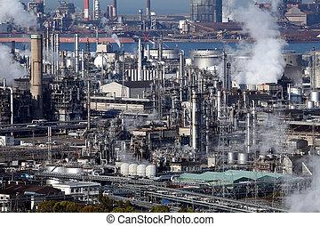 industrial, planta