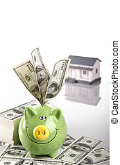 keep saving for buying house - keep saving money for buying...