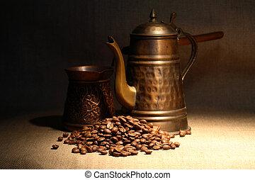 turco, café