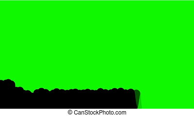 cover - change background - green screen