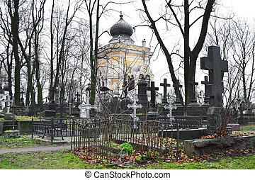 Nikolskoye cemetery