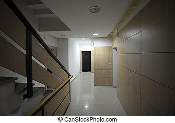 Corridor or hallway and