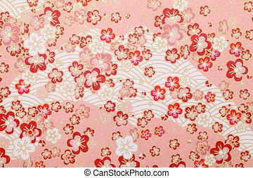 Japanese pattern - Seamless pattern displaying japanese...