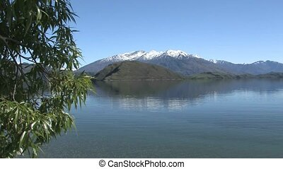 Glendhu Bay Wanaka 3 - Glendhu Bay is part of lake Wanaka,...