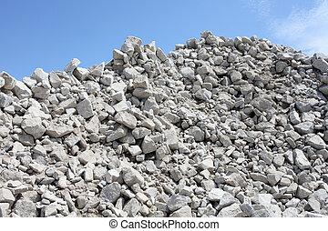 gray mound quarry