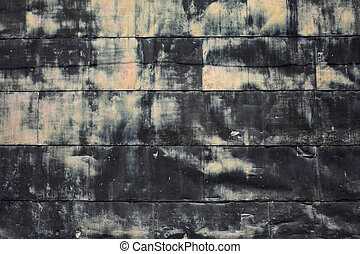 metal texture - Grunge metal plate background