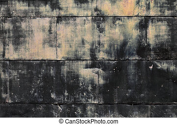 metal background - Grunge metal plate background