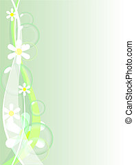 Abstract spring background. - Beautiful spring background....