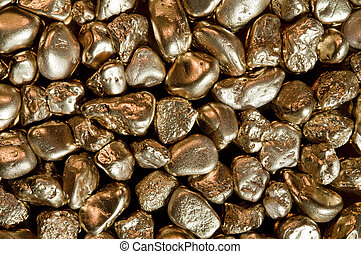oro, Pepitas