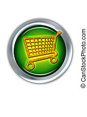 E-Commerce - E-commerce button.