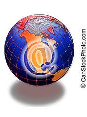 E-Commerce - E-commerce world.