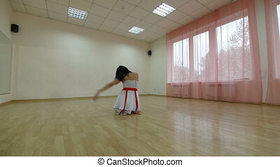 Adult Contemporary Dance Classes - Woman practiced in...