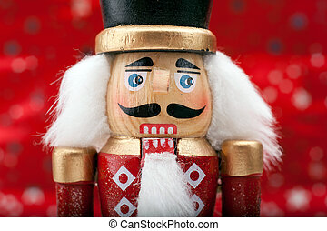 Nutcracker Soldier - Traditional Christmas Nutcracker...