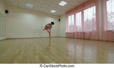 Dancing Woman