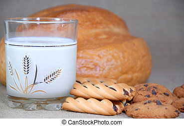 milk and cookies home - cookies and milk home, helpful,...