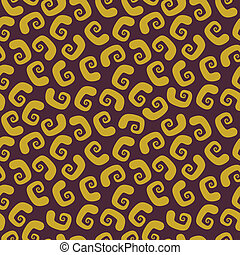 Seamless Pattern - vector illustration of seamless pattern