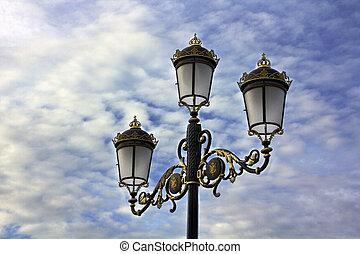 streetlight old