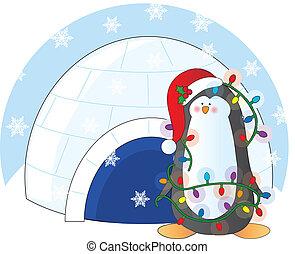 Penguin Christmas