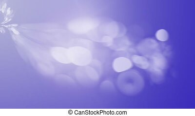 Blue Dreams, Abstract Background