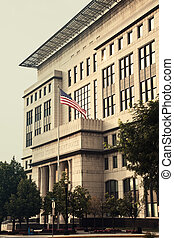 United States Courthouse building in Charleston, West...