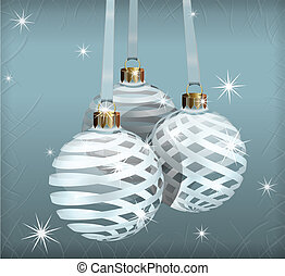 Transparent Christmas Balls - The Realistic Christmas Balls...