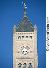 Tower of Union Station