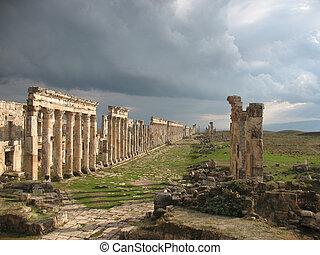 Apamea ? it?s a trace of antique power and shine - Apamea...