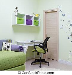 Interior design - Childrens room interior design