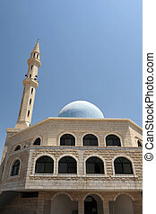 Mosques in Israel - Daburia mosque in Mount Tabor Lower...