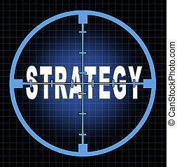 Strategy and focus on business goals and planning...