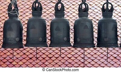 Buddhist Temple Bells