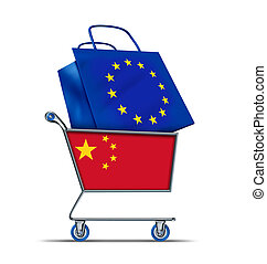 Europe bailout with China buying European debt with a...