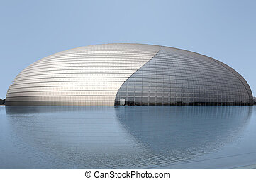 Beijing-Peking China - National Centre for the Performing...