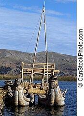 Titicaca lake trip