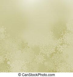 Glittery elegant Christmas background. EPS 8 vector file...