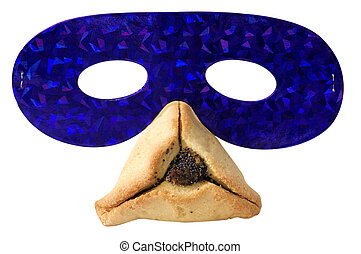 Items Images - Hamantashen, traditional pastry and a party...