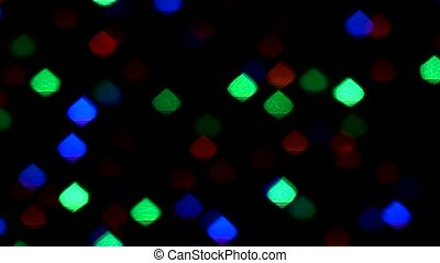 Christmas, - Abstract background with shining and twinkling...