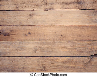 Old rustic wood wall - Old rustic wood fence background