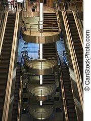 business center - multilevel business center