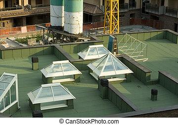 toiture, waterproofing