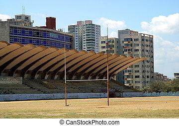 Estadio Jose Marti Vedado Havana