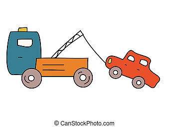 Towing - On Tow