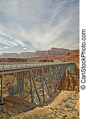 Navajo Bridge on the Colorado