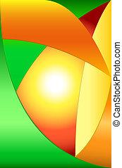 Summer sun | Eps 10
