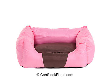 Pink cot for small pets (cats and dogs) - Comfortable pink...