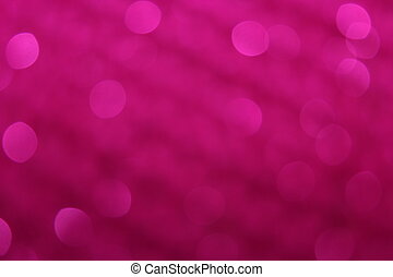 Hot Pink Sequin Blur - Abstract background blur of hot pink...