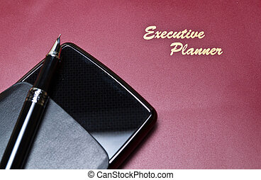 Executive Planner Series II