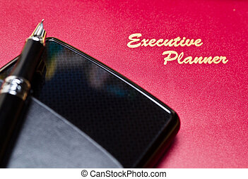 executive Planner Series IV